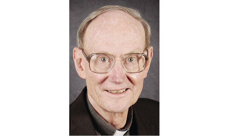 Monsignor John Slattery, first vicar general of Diocese of Colorado Springs