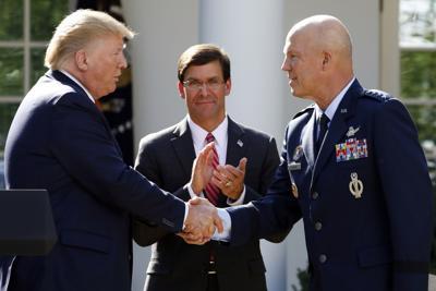 Trump Space Command