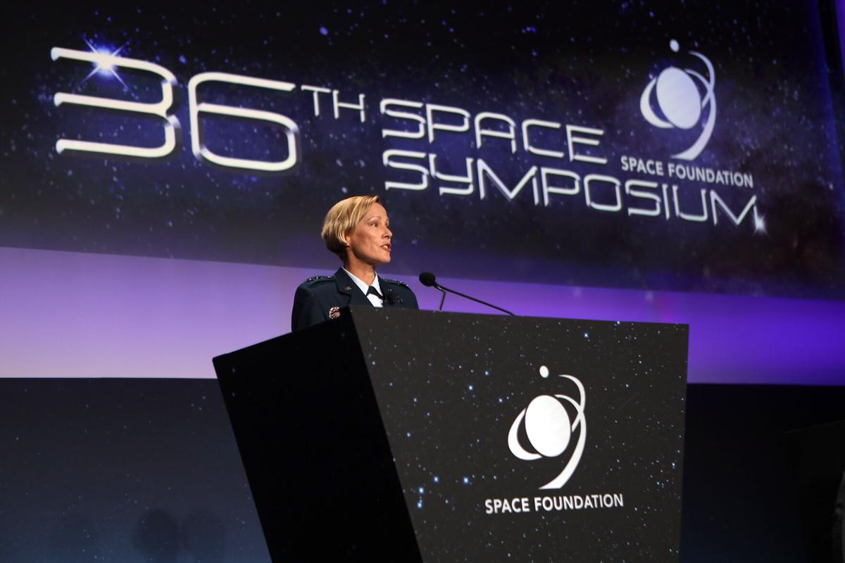 Space Symposium - Air Force Research Lab