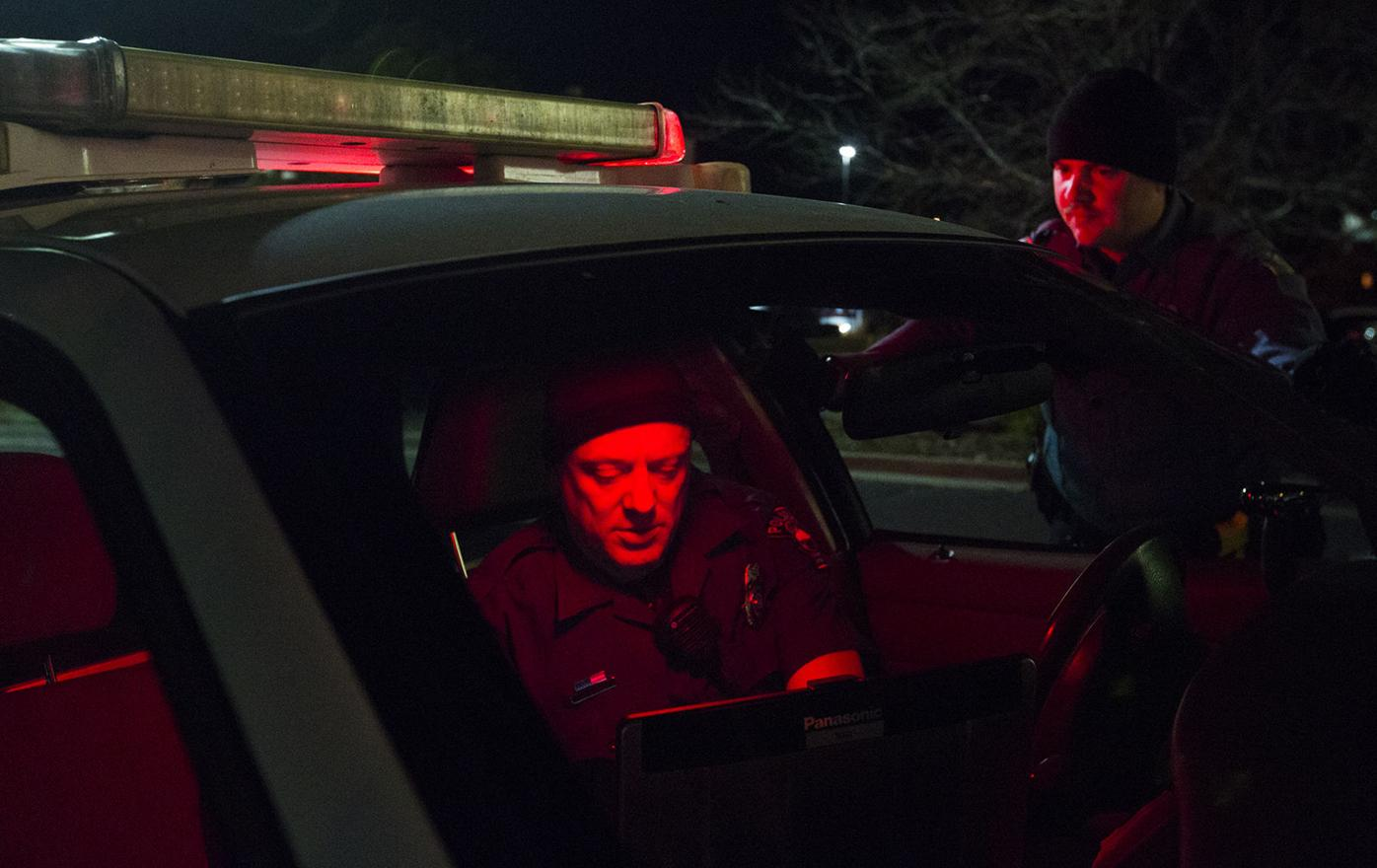 Part 4: Police Officer James Kuehn - car