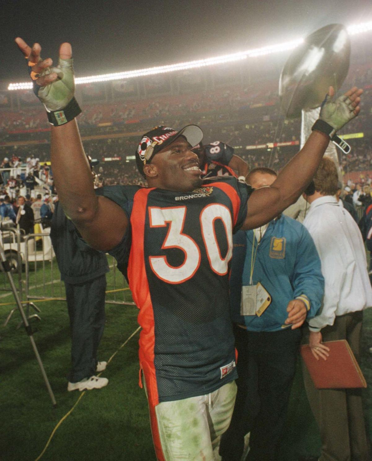 newest a8115 83b39 Hall of Fame Series: Terrell Davis' NFL career was short but ...