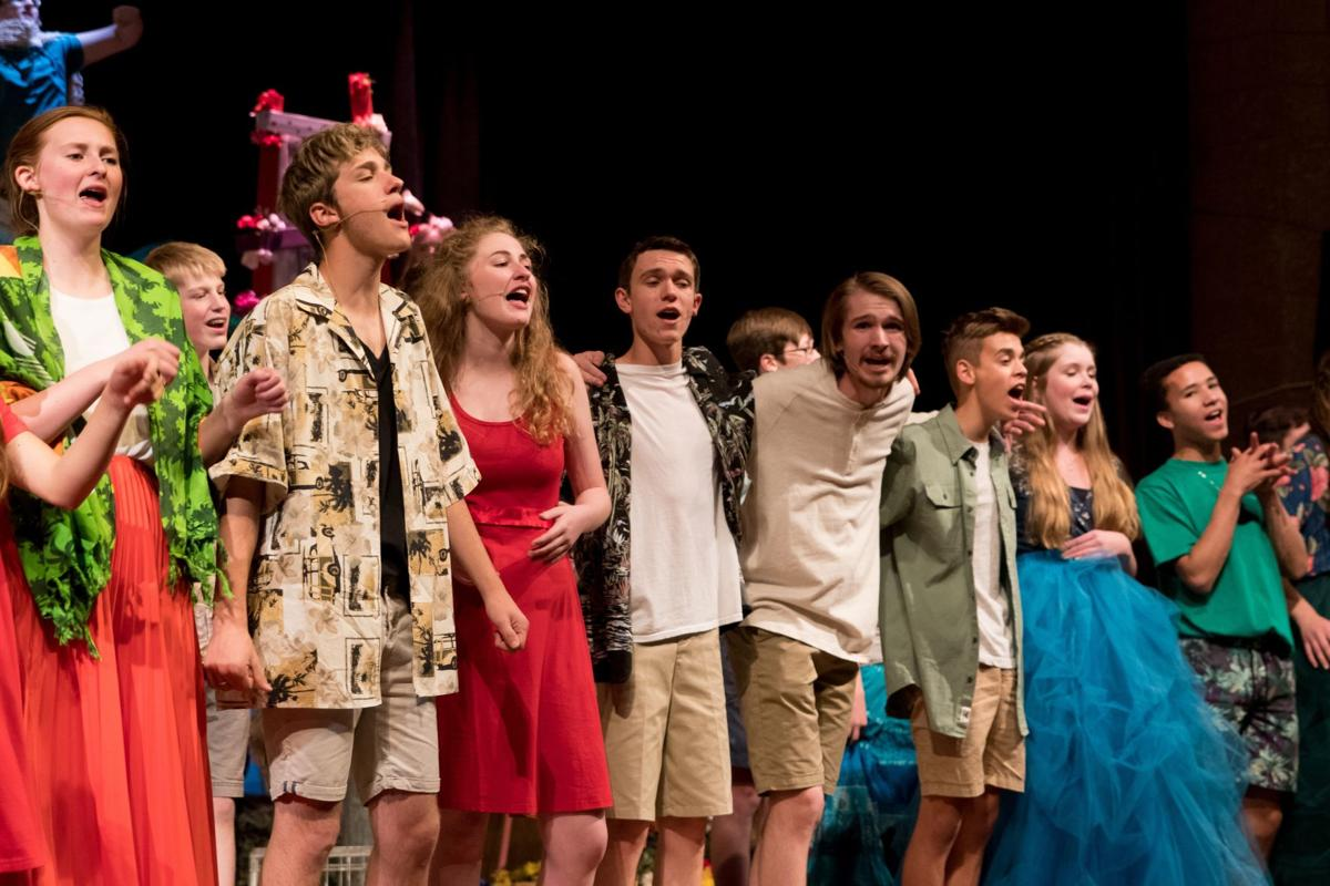 L-P students spin a tale of love, life, pain and hope in fall production