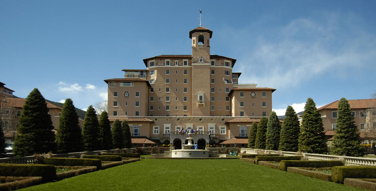 The Broadmoor hotel: A timeline