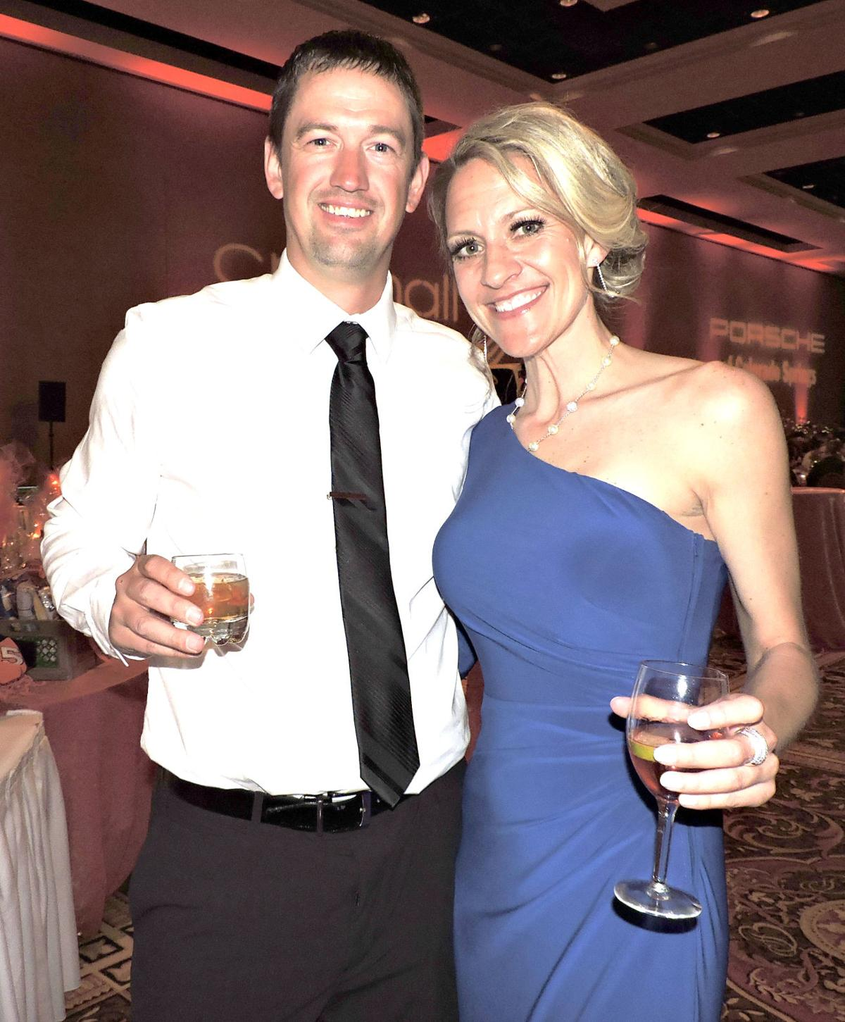 UCHealth Memorial Hospital Gala: Scott Hoendervoogt and Deena Braeger