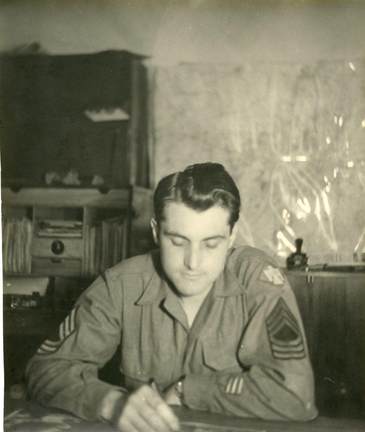 Raymond Groeger Writing