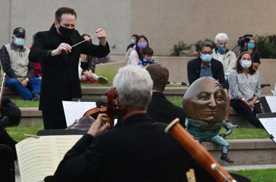 Colorado Springs Philharmonic Pop-up Concert (copy)