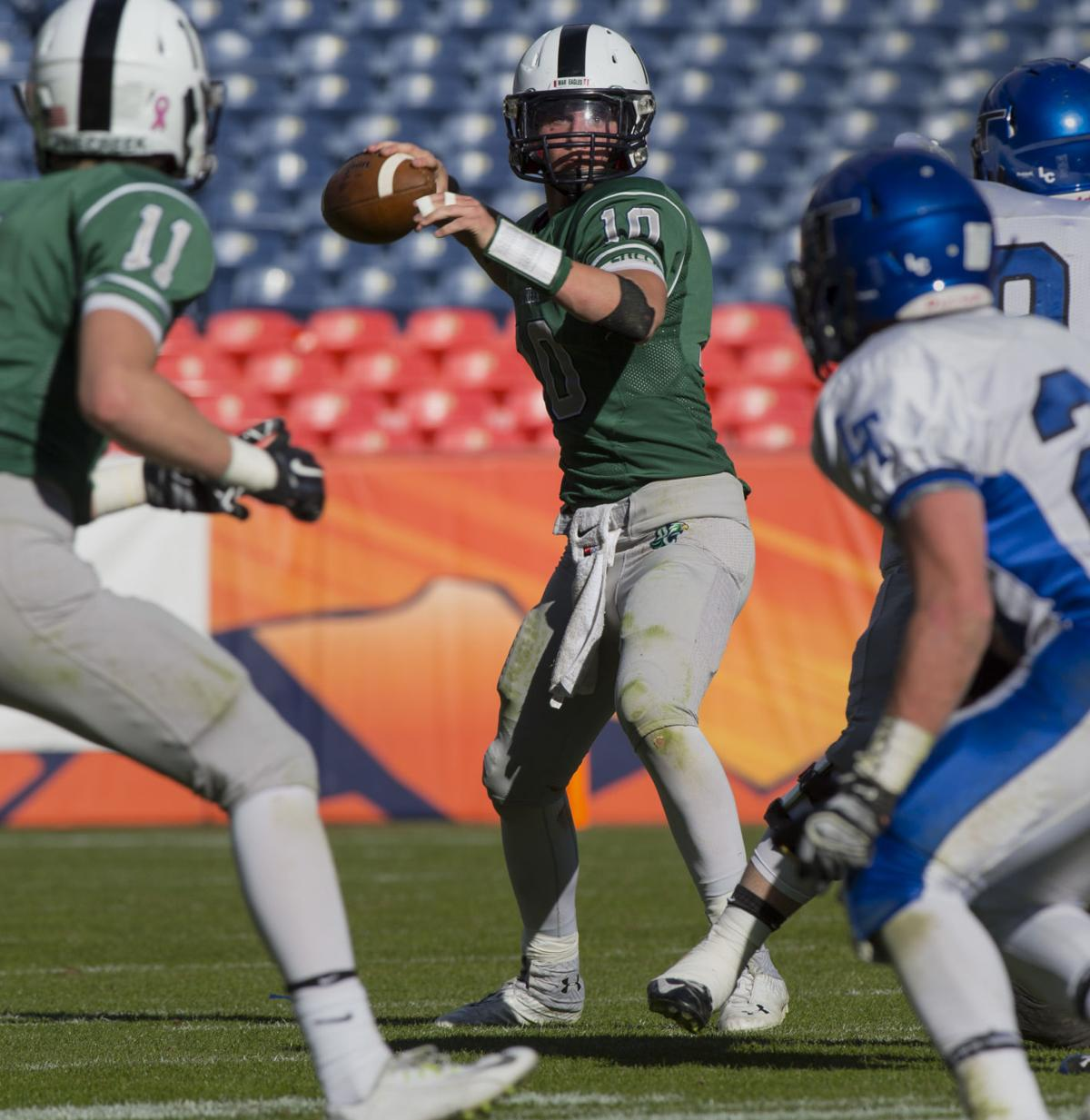 Vista Ridge Qb Elway Tubbs Bound For Juco To Prove Doubters Wrong Sports Coverage Gazette Com