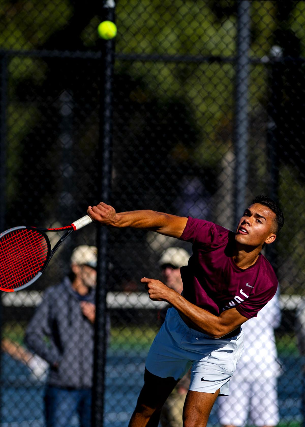 TENNIS CHAMPS: Cheyenne Mountain takes home 4A title (copy)