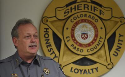 El Paso County Sheriff Bill Elder
