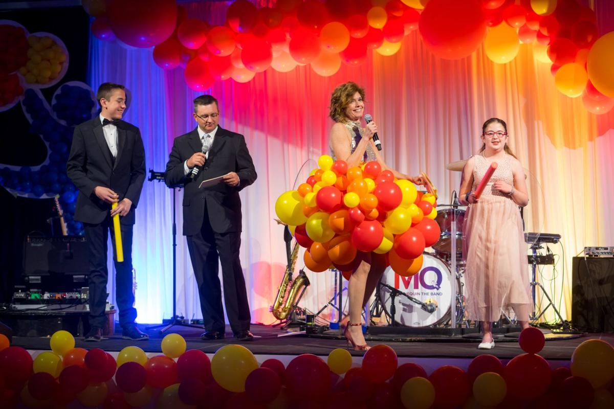 Balloon Ball supporters get sneak peek of region's first pediatric hospital