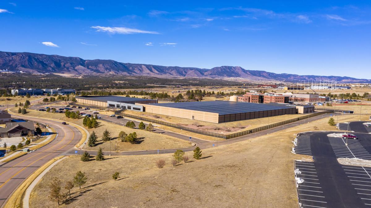 Progressive Data Center-Colorado Springs-exterior