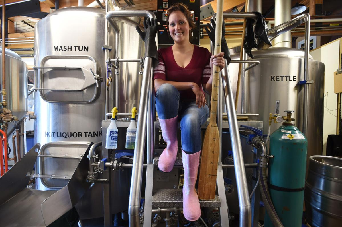 SudSisters: Young Colorado Springs brewer shows wisdom, drive beyond her years (copy)