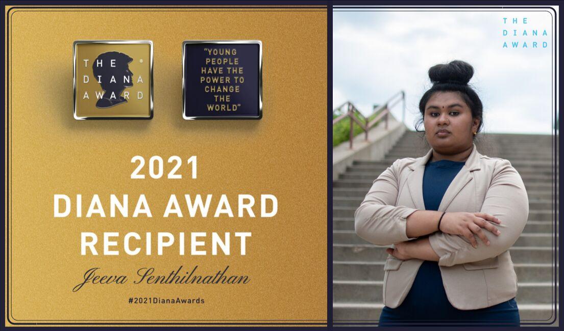 Jeeva Diana Award