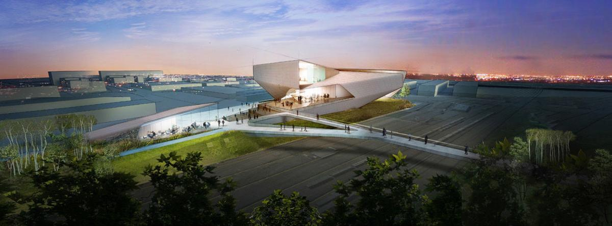 Olympic Museum in Colorado Springs now needs more money before it breaks ground