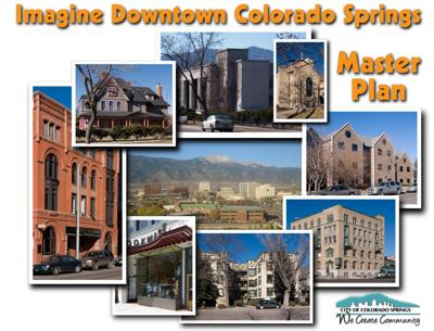 Downtown Colorado Springs planning document gets an update