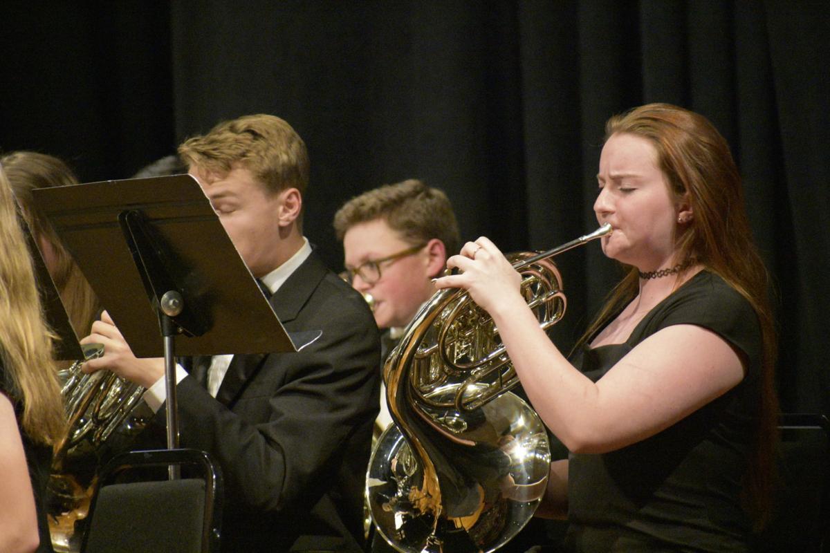 Lewis-Palmer School District 38 music award