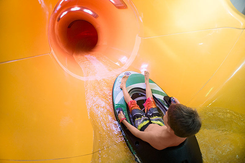 Opening of new Colorado Springs resort and waterpark targeted for fall 2016