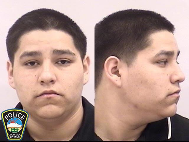 Man, 19, suspected of stealing vehicle, robbing north Colorado Springs convenience store