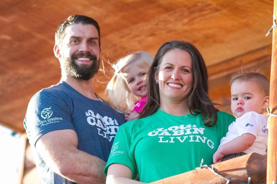 Woodland Park family, home featured on HGTV's 'Log Cabin Living'