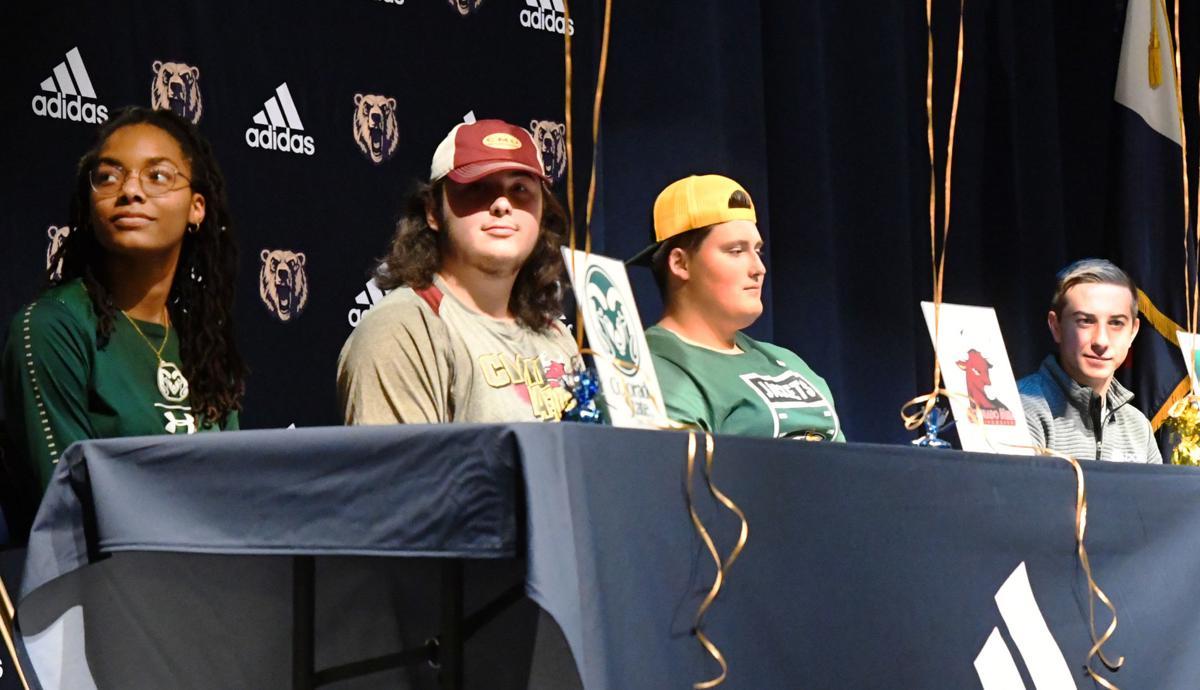 Tri-Lakes student-athletes celebrate on Signing Day