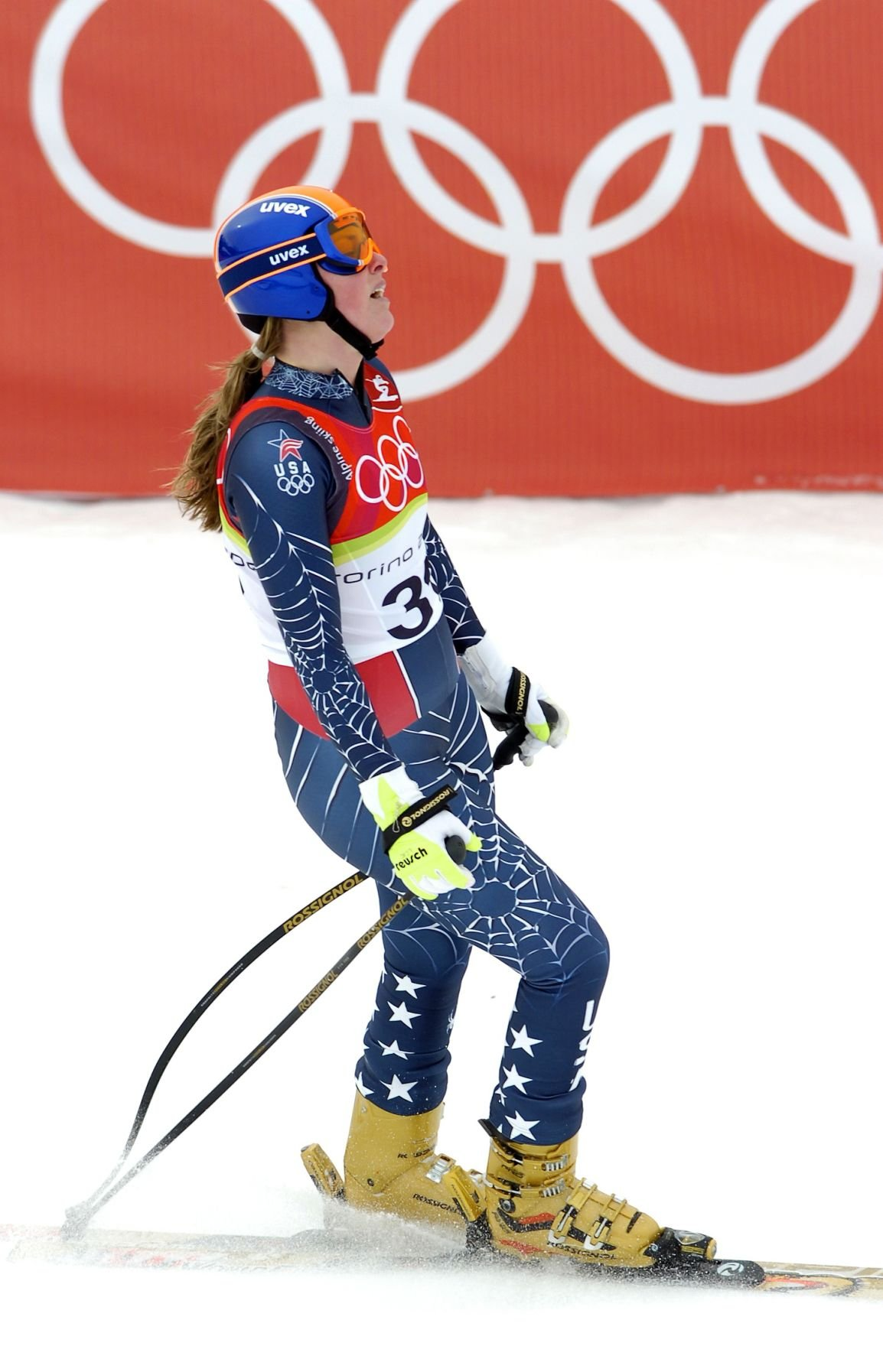 OLY WOMEN'S DOWNHILL
