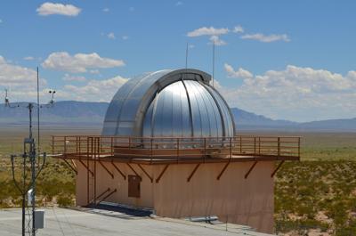 Socorro, N.M. telescope-L3Harris