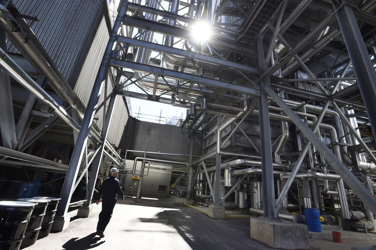 Colorado Springs Utilities takes charge of Drake scrubbers