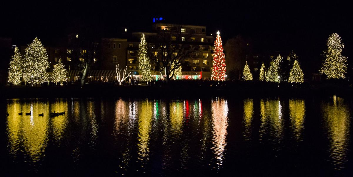 Colorado Springs holiday season