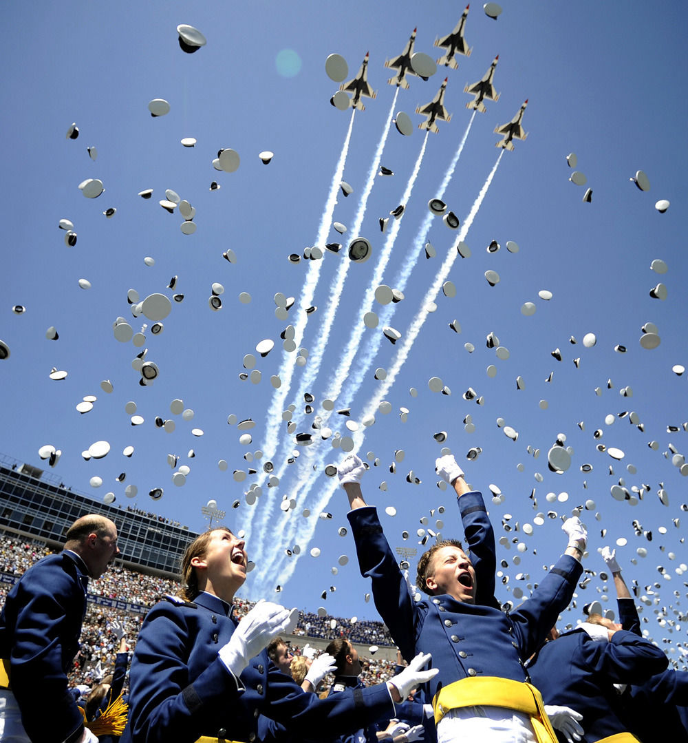 Air Force Graduation