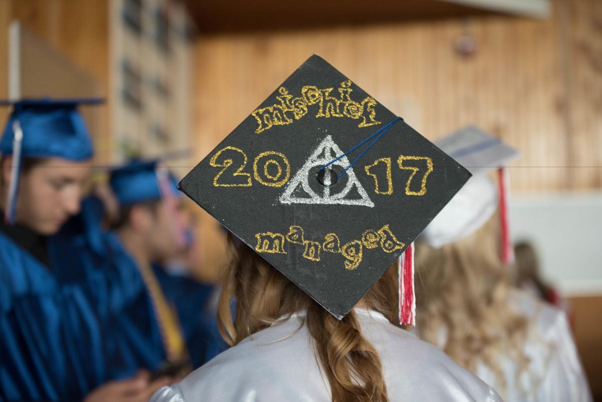 2017 Calhan High School Graduation