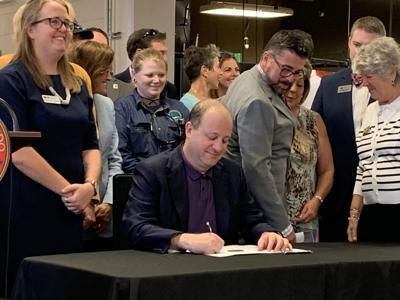 Gov. Polis signs executive order on future of work
