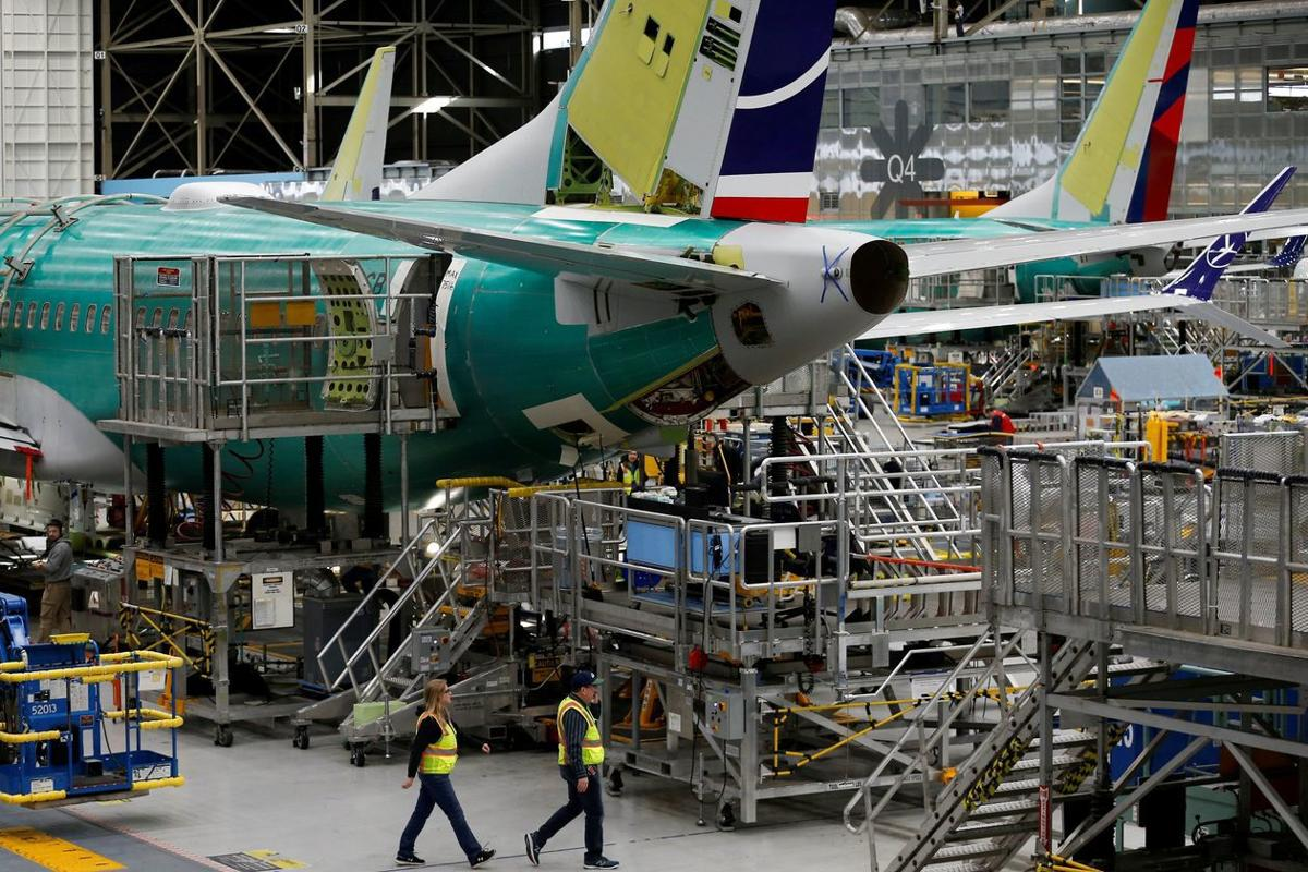 Boeing 737 Max problems