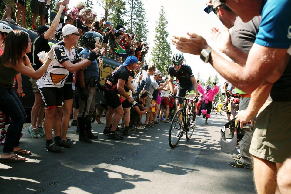 World-class pro cycling races, three-day music festival and civic engagement at Colorado Classic and Velorama
