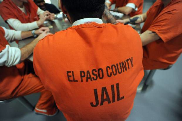 Online Visitations Available At El Paso County Jail For A Fee
