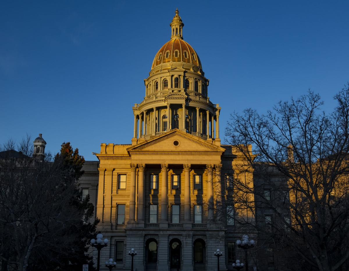 (COURIER) Colorado Capitol building