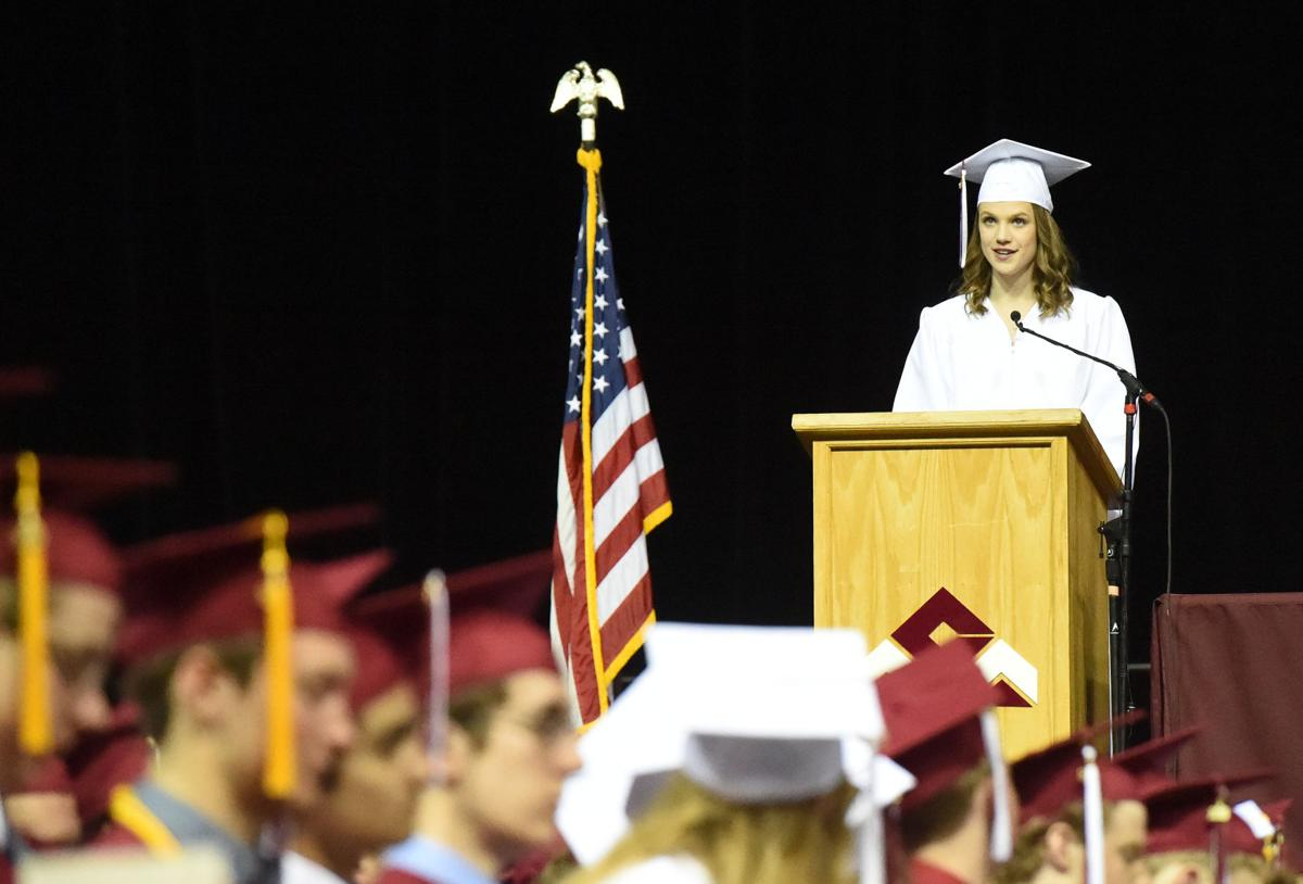 PHOTOS: Cheyenne Mountain High School Graduation