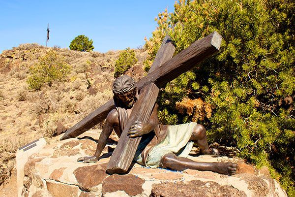 one of the stations of the cross by huberto maestas.jpg