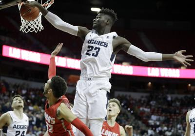 MWC New Mexico Utah St Basketball
