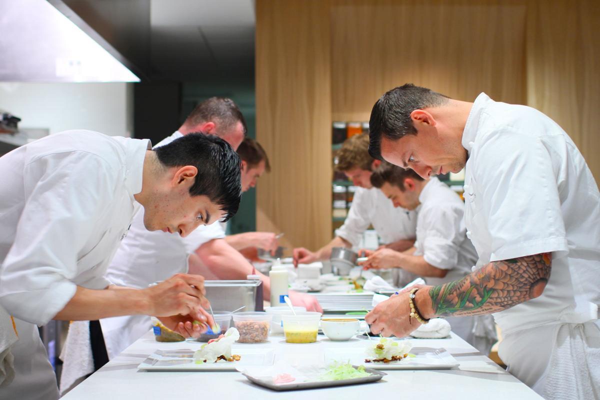 Broadmoor to host 'Taste & Savor' epicurean weekend