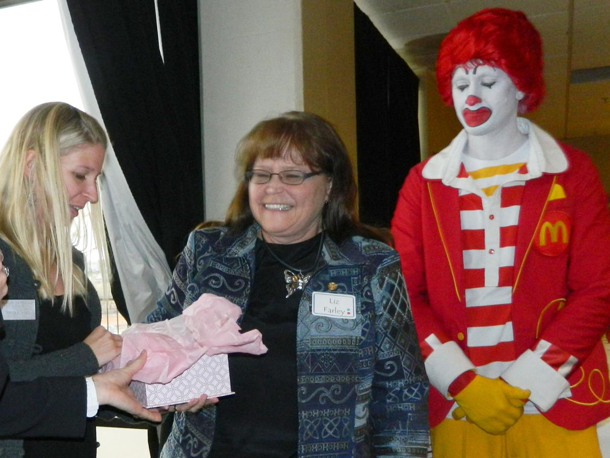 AROUND TOWN: Thanking the Ronald McDonald House volunteers
