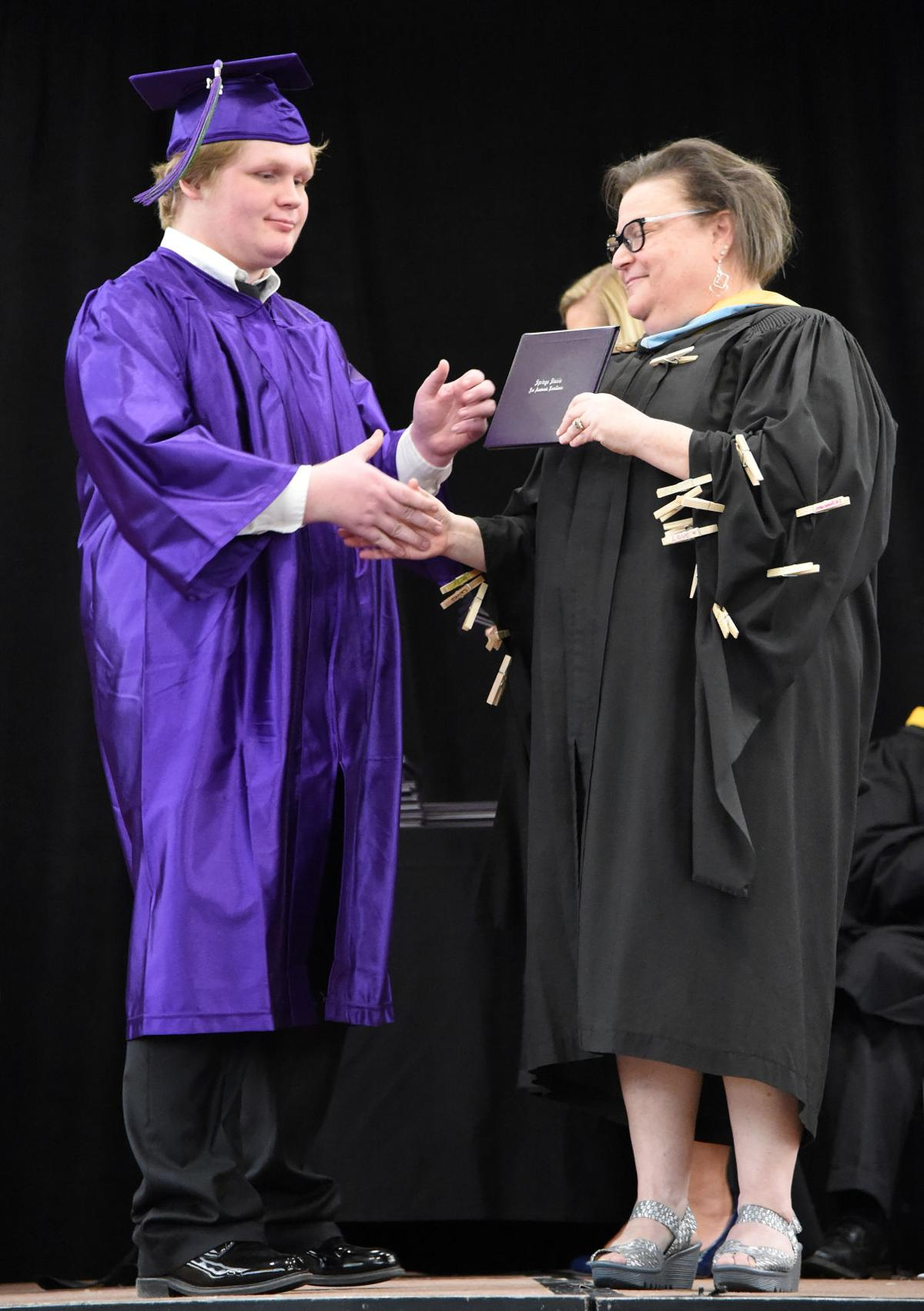 2017 Springs Studio for Academic Excellence Graduation
