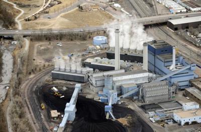The Martin Drake Power Plant