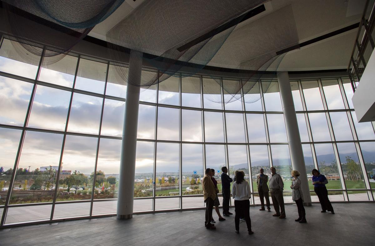 Ent Center for the Arts at UCCS on target for debut (copy)