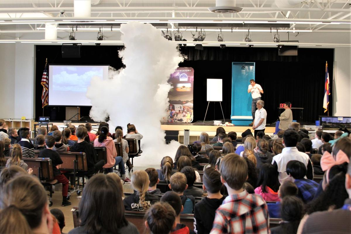 Local nonprofit supports STEM event at DCC Middle School