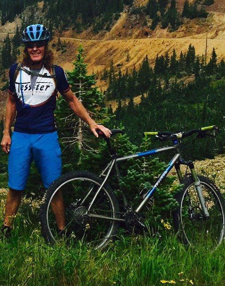 Menacing suspect had anger issues, but wife doubts he killed Monument cyclist