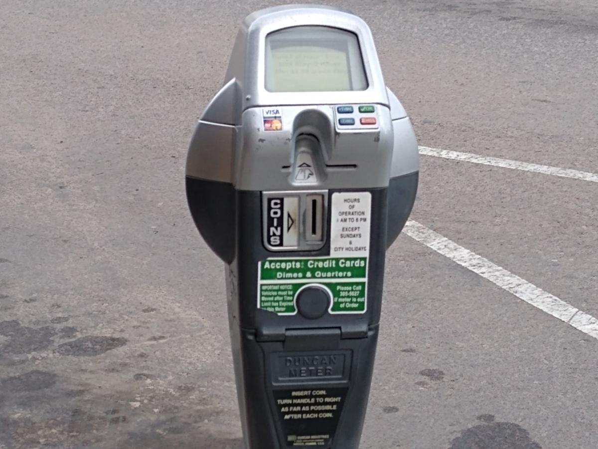 Parking meter (copy)
