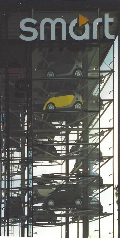 1999 Smart Car Dealer