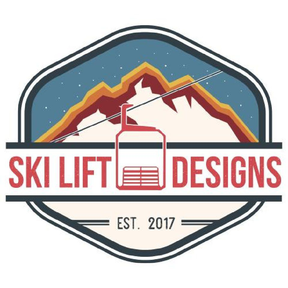 Denver-based Ski Lift Designs makes cool furniture out of old chairlifts