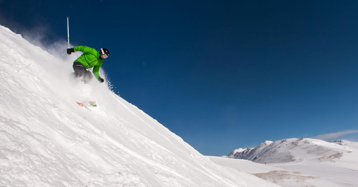 Skiing Colorado: Loveland Ski Area