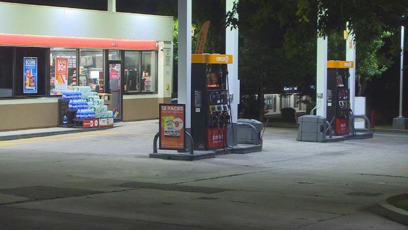 Police Mugger Strikes At Colorado Springs Gas Station Colorado Springs News Gazette Com